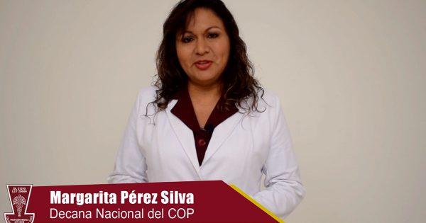 Conmemoración del 45 Aniversario de Vida Institucional del Colegio de Obstetras del Perú