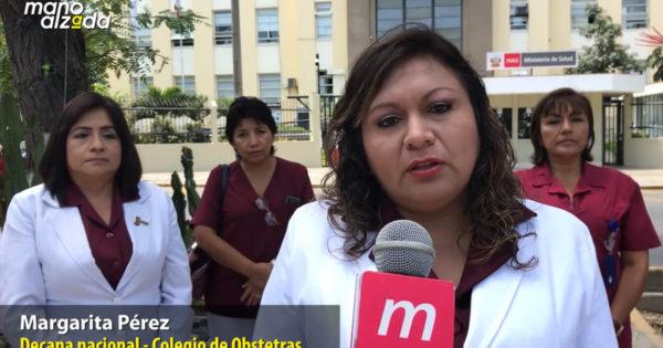 ENTREVISTA DE LA DECANA NACIONAL DEL COP AL MEDIO DIGITAL MANO ALZADA POR LA COYUNTURA DEL COVID
