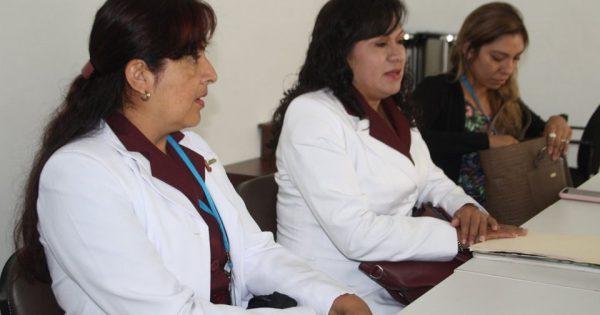 REPRESENTANTES DEL COP SE REUNIERON CON AUTORIDADES DEL SINEACE. 24/4/2019