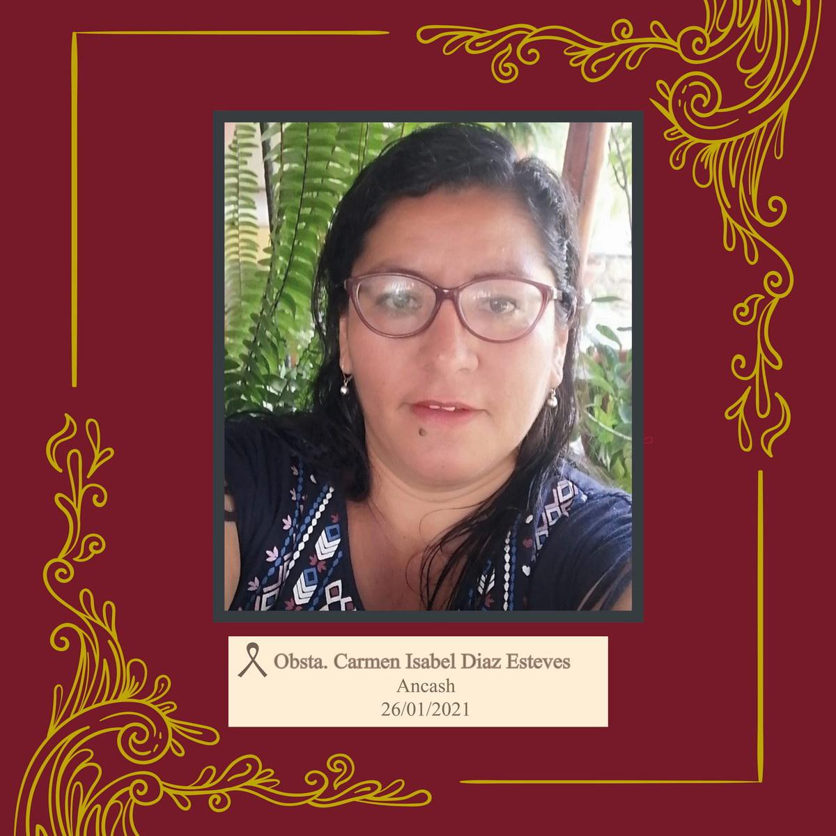 Carmen Isabel Diaz Esteves