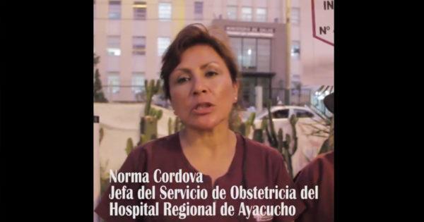 PUBLICACIÓN DE VIDEO YUYAY