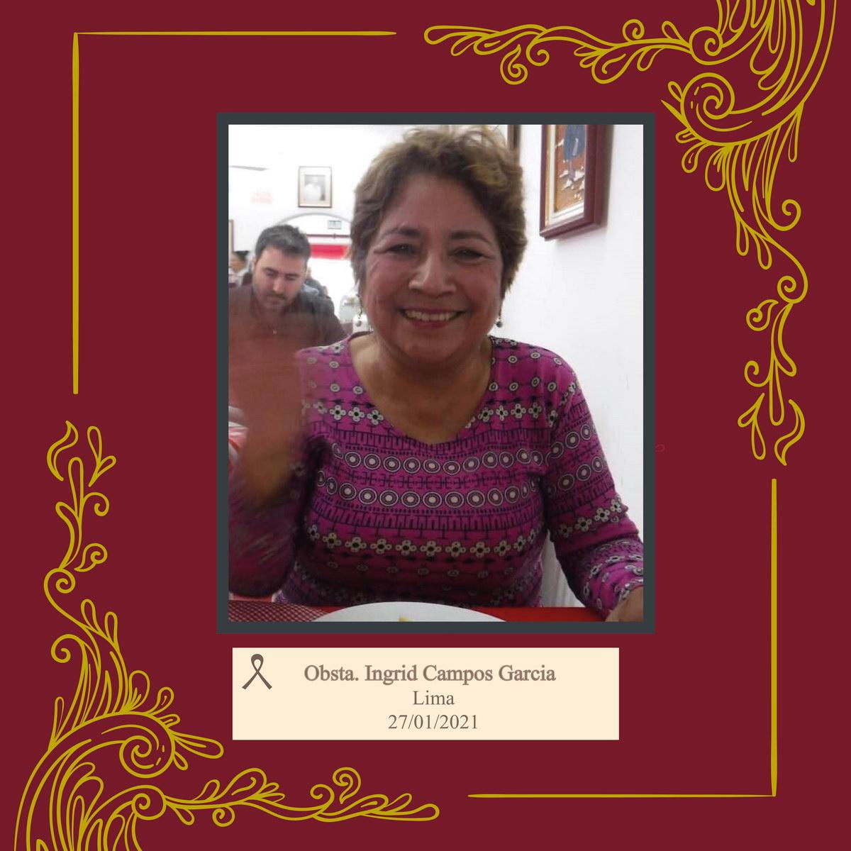 Ingrid Campos Garcia