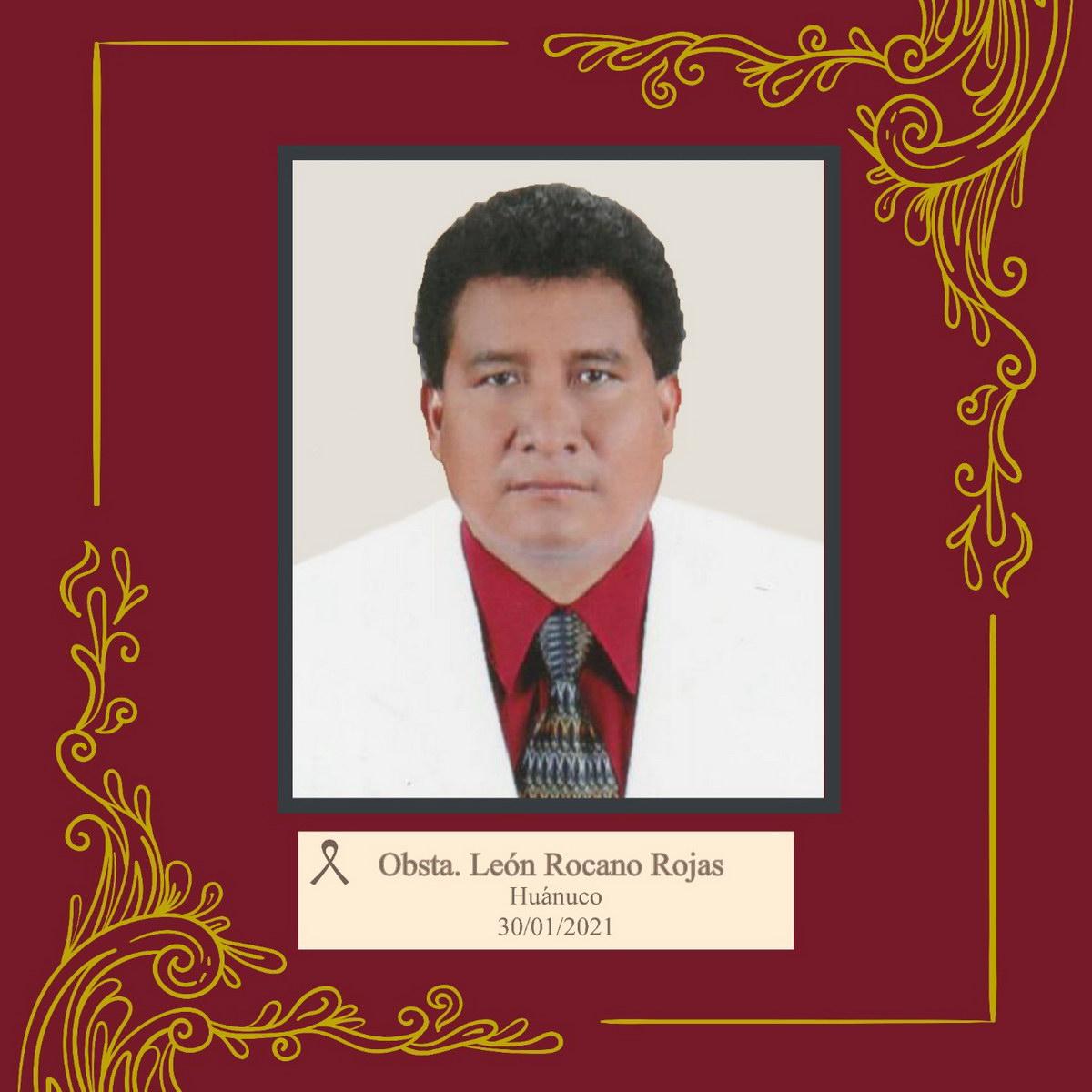 León Roncano Rojas