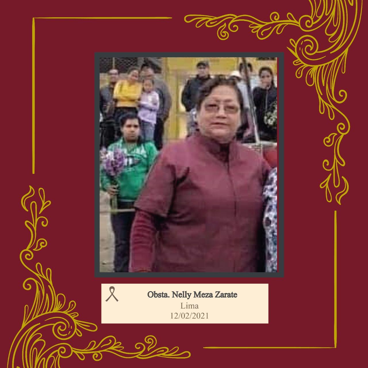 Nelly Luz Meza Zarate