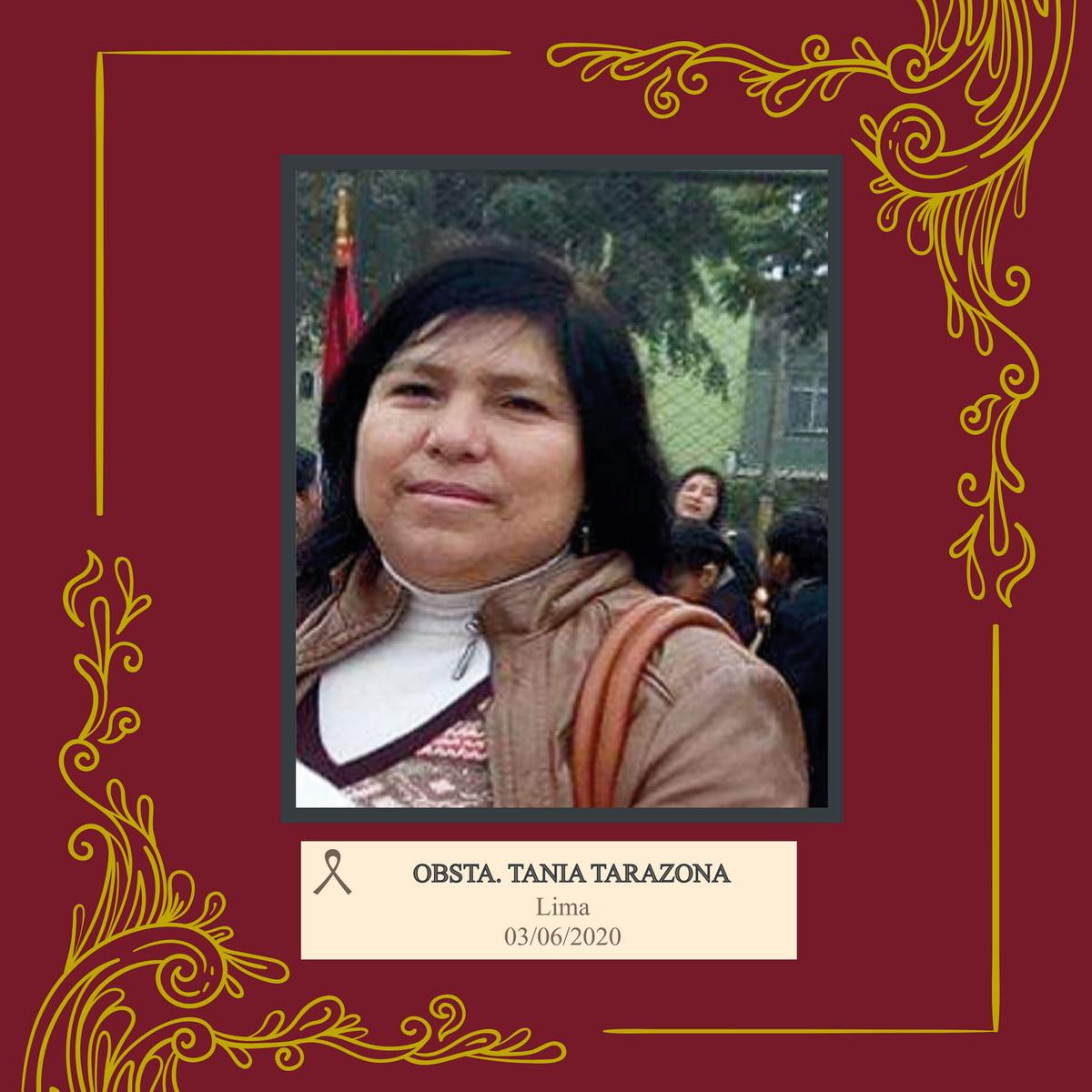 Tania Tarazona Ramírez