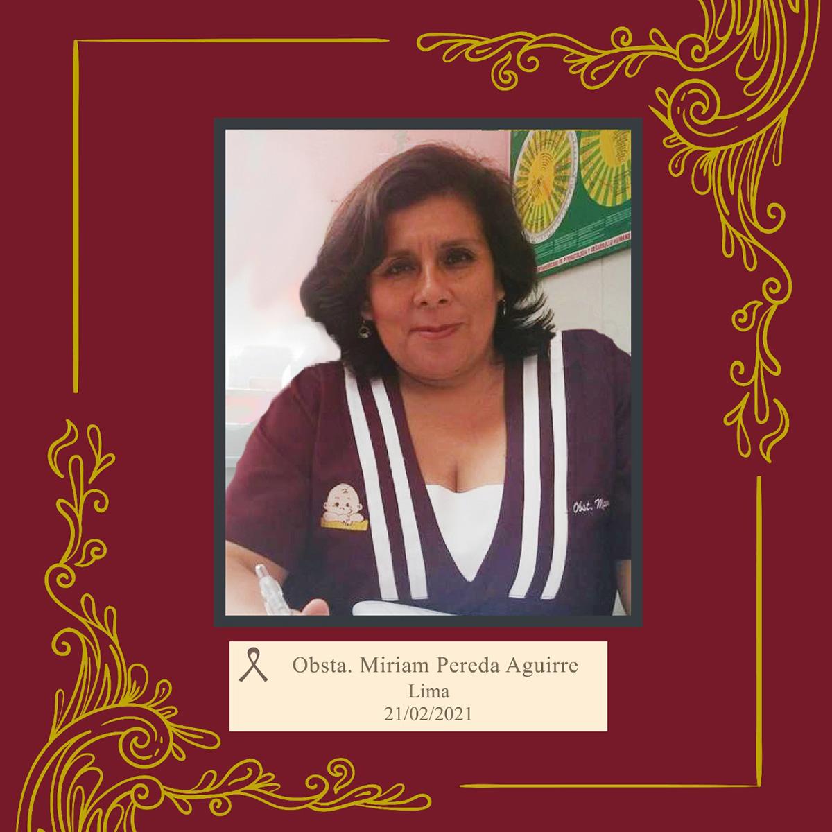 Miriam Pereda Aguirre