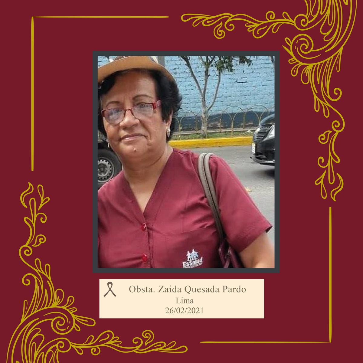 Zaida Quezada Pardo