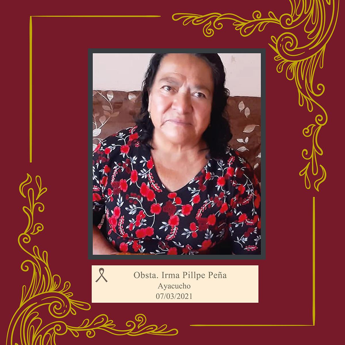 Irma Pillpe Peña