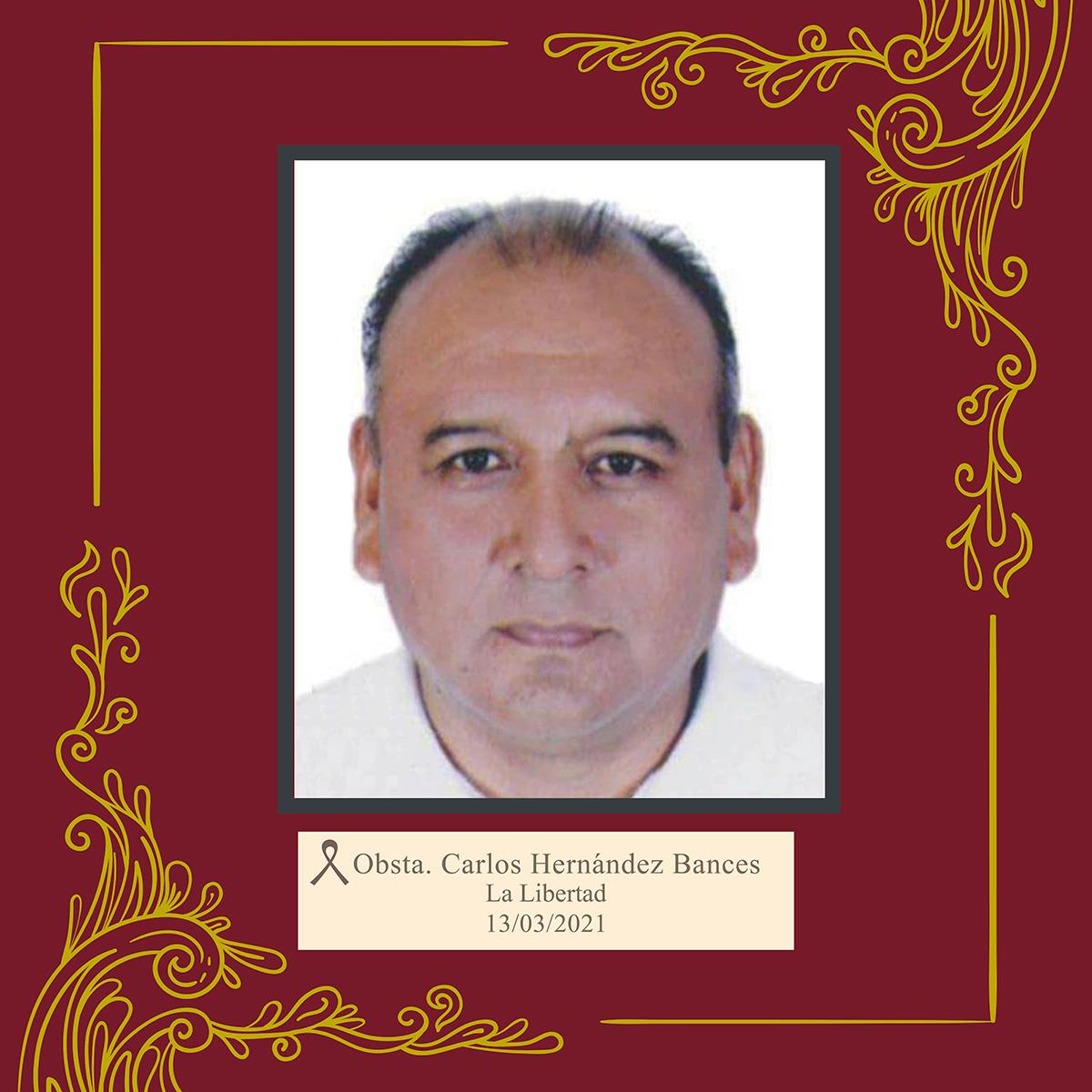 Carlos Hernández Bances
