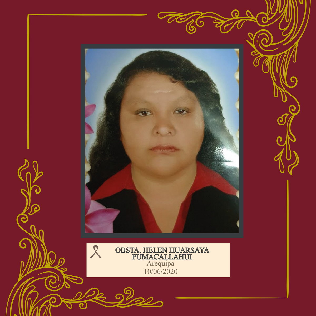 Helen Paola Huarsaya Pumacallahui