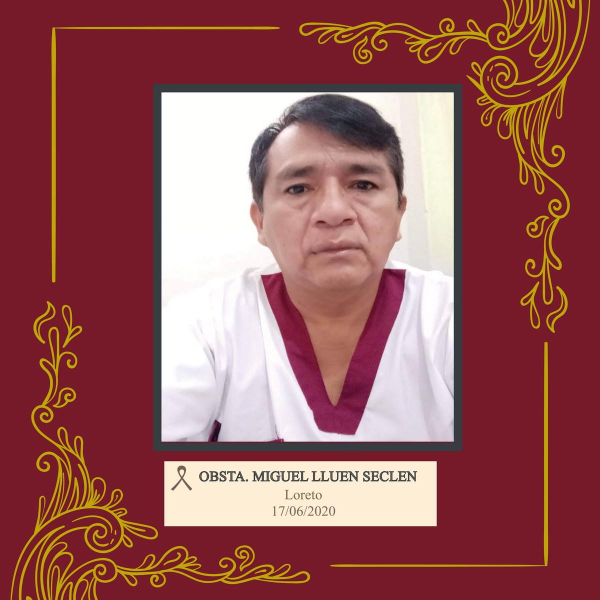 Miguel Ángel Lluen Seclén