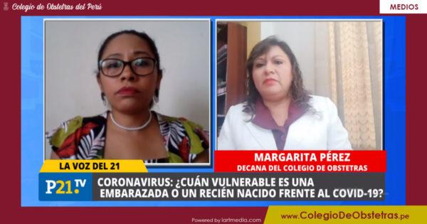ENTREVISTA PERU21.PE
