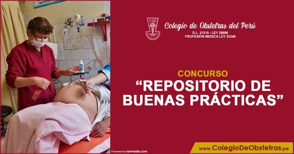 REPOSITORIO DE BUENAS PRÁCTICAS