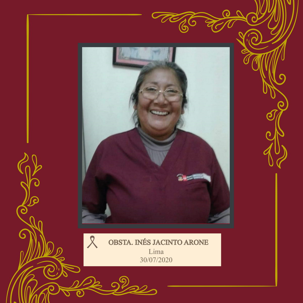 Inés Jacinto Arone