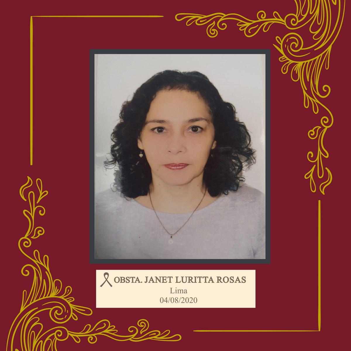 Janet Luritta Rosas