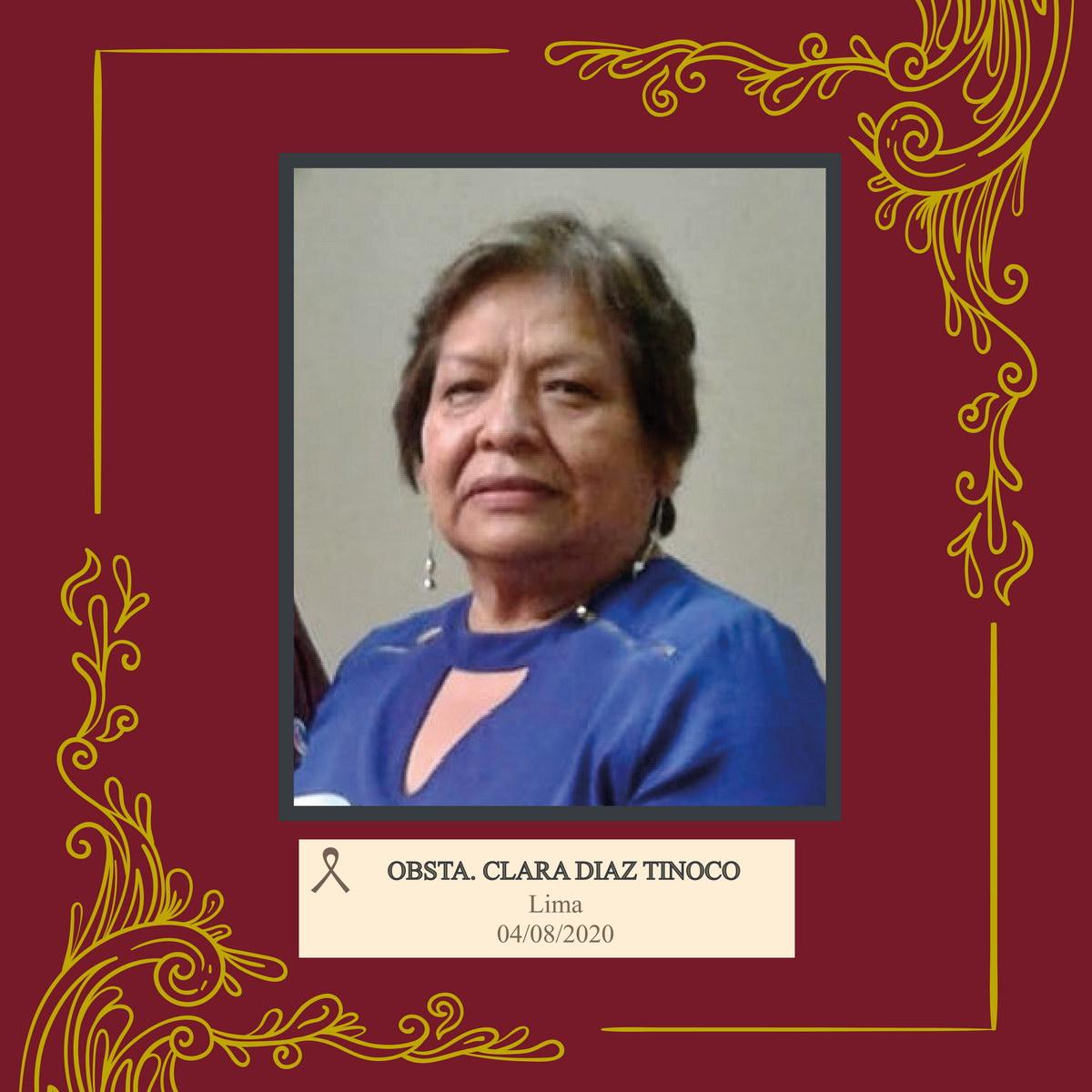 Clara Díaz Tinoco