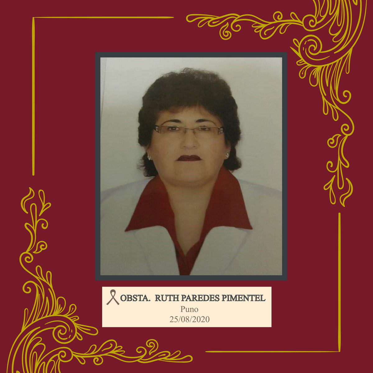 Ruth Amanda Paredes Pimentel