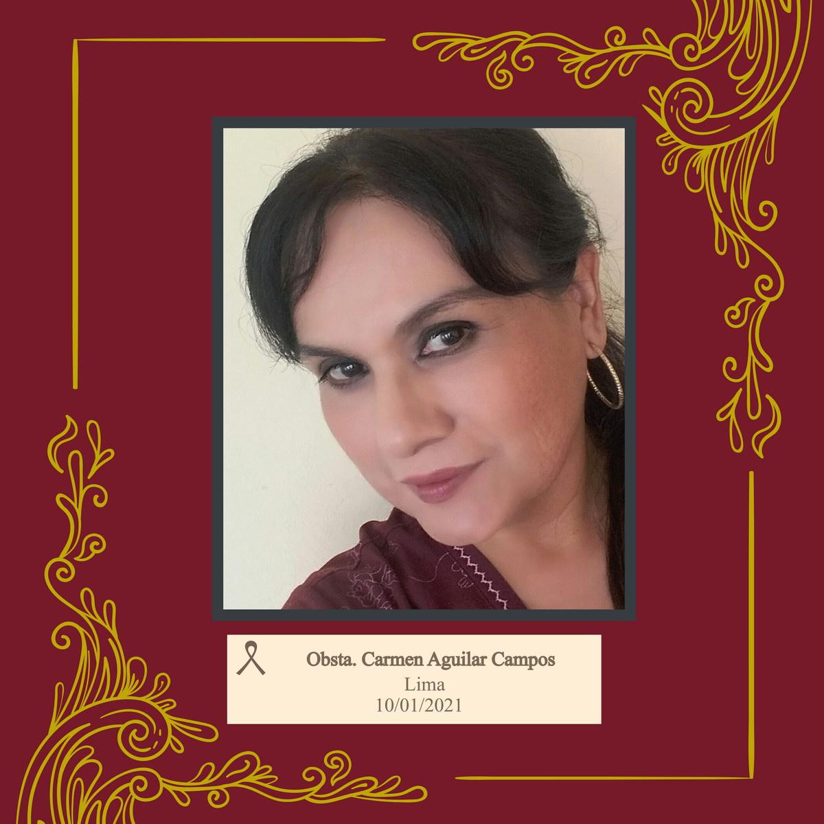 Carmen Aguilar Campos