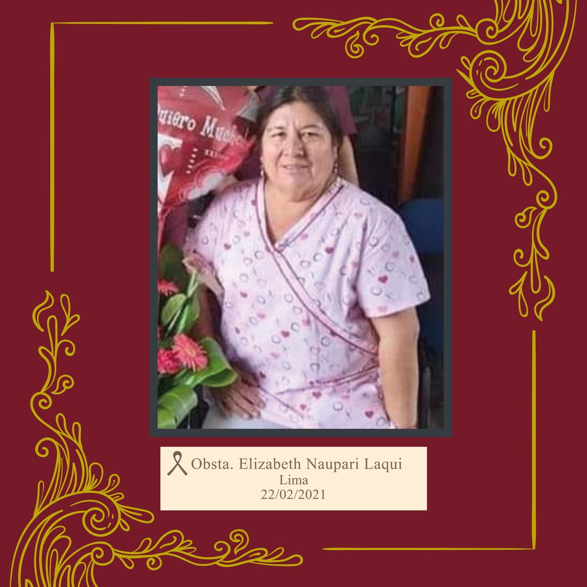 Elizabeth Naupari Laqui