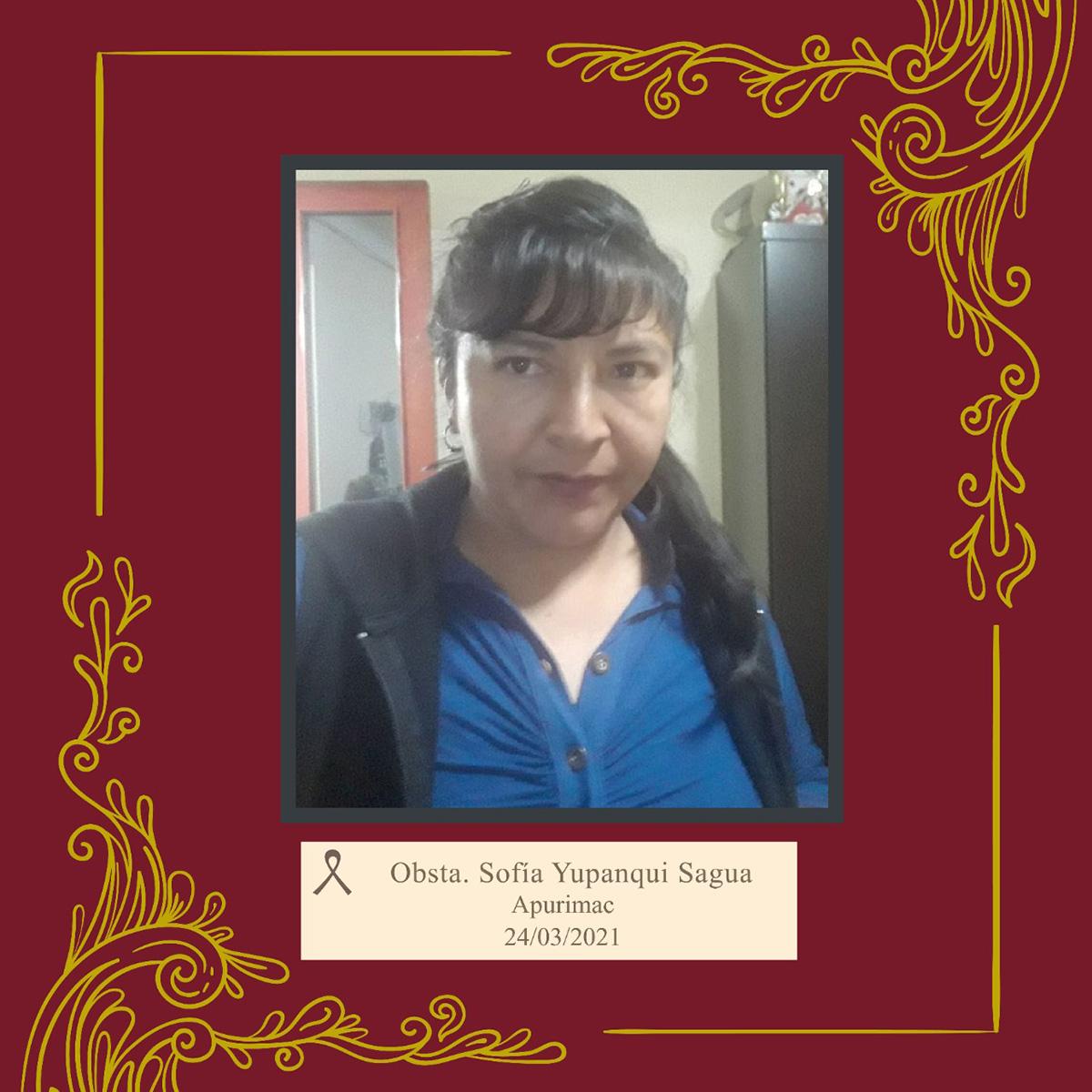 Sofía Esperanza Yupanqui Sagua