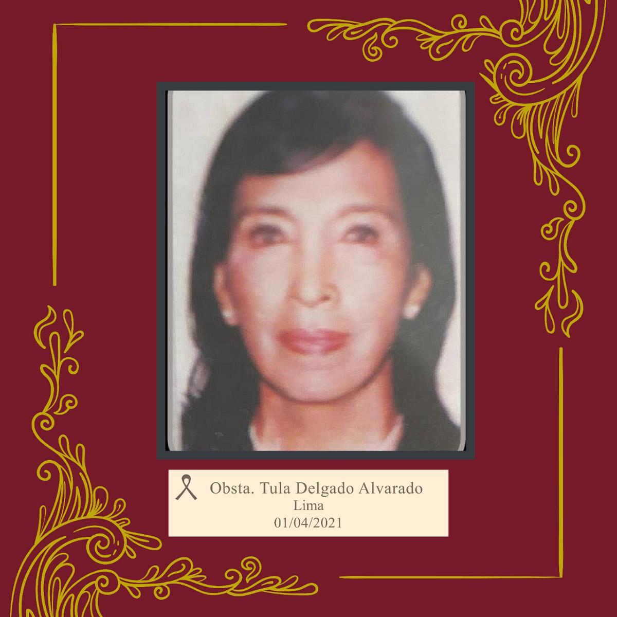 Tula Alejandra Delgado Alvarado