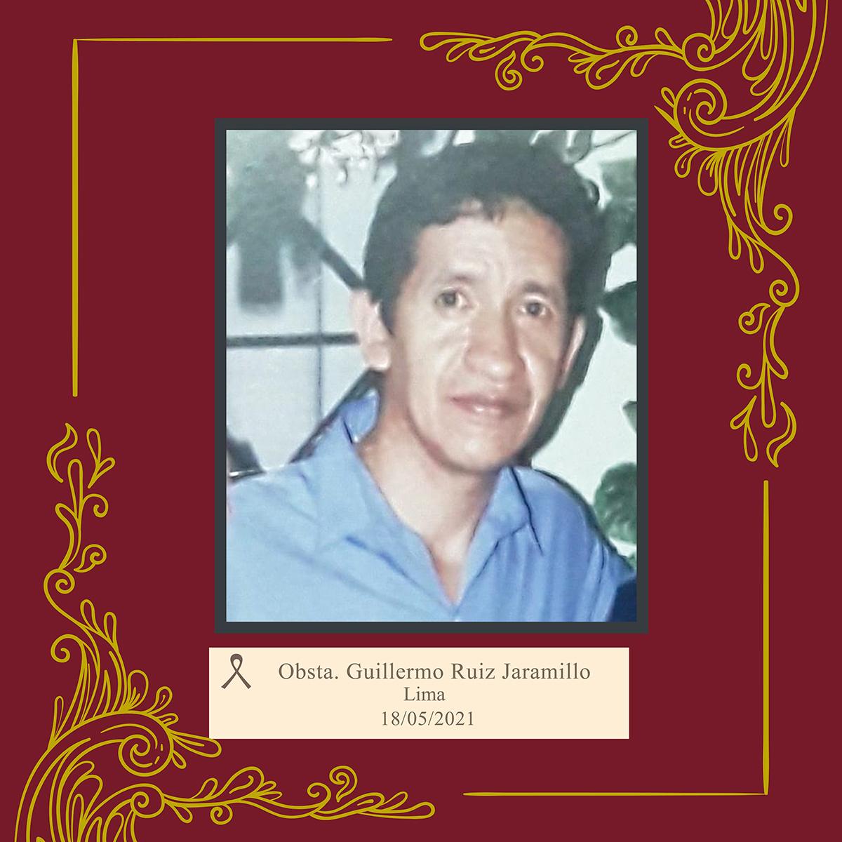 Guillermo Abelardo Ruiz Jaramillo