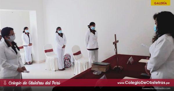 CEREMONIA DE COLEGIACIÓN EXTRAORDINARIA