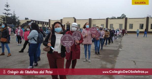 Aplicación de la segunda dosis de la vacuna del sector privado en Lima y Callao.