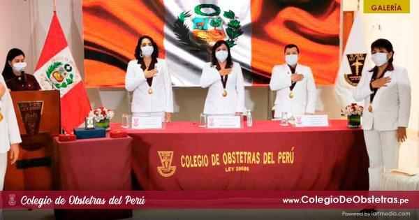 GALERÍA: CEREMONIA DE RECONOCIMIENTO Y PREMIACIÓN POR EL DÍA NACIONAL DEL OBSTETRA 2020