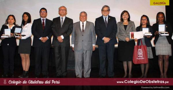 PREMIACIÓN DE LA I JORNADA DE INVESTIGACIÓN EN OBSTETRICIA