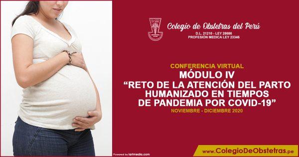 RETO DE LA ATENCIÓN DEL PARTO HUMANIZADO EN TIEMPOS DE PANDEMIA POR COVID-19