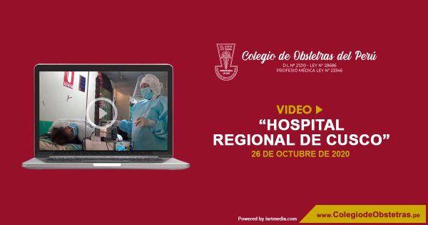 HOSPITAL REGIONAL DE CUSCO