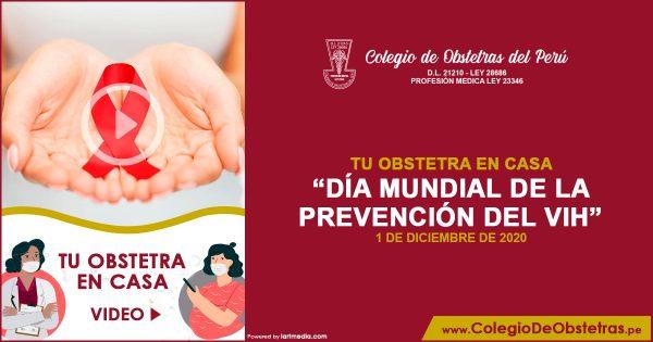 EDICIÓN ESPECIAL: DÍA MUNDIAL DE LA PREVENCIÓN DEL VIH