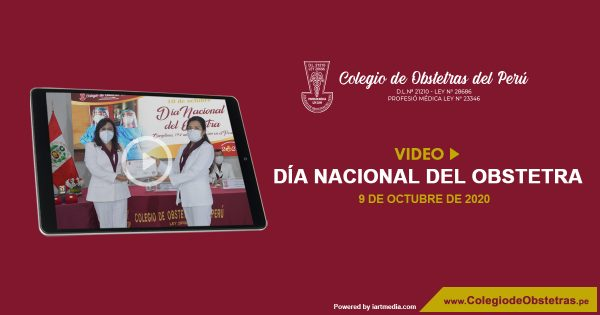VIDEO: DÍA NACIONAL DEL OBSTETRA