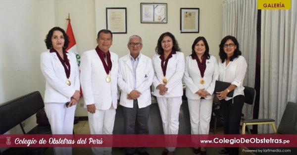 VISITA A LOS HOSPITALES DE LA CIUDAD DE TRUJILLO